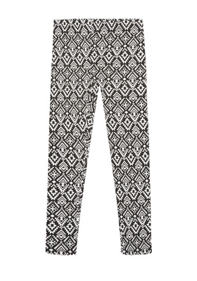 Fab Mosaic Tribal Legging