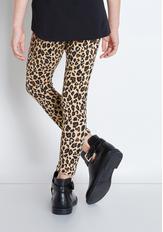 Fab Cheetah Legging