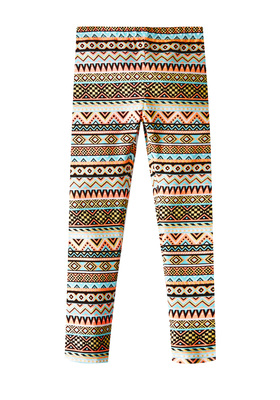 Fab Multi Tribal Legging