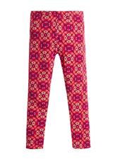 Fab Pink Mosaic Legging