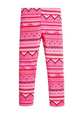 Fab Pink Boho Legging