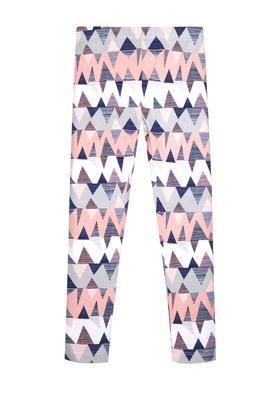 Fab Pink Chevron Legging