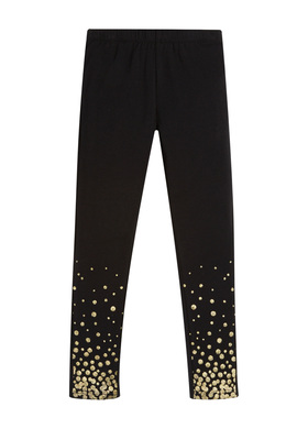Fab Glitter Tree Legging
