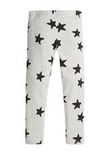 Fab Grey Star Legging