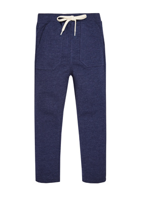 Knit Denim Relaxed Pant