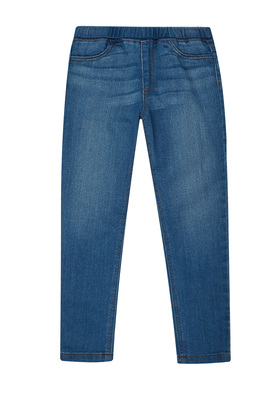 Medium Wash Denim Jegging