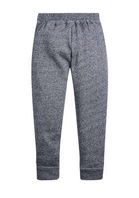 Grey Heather Knit Jogger