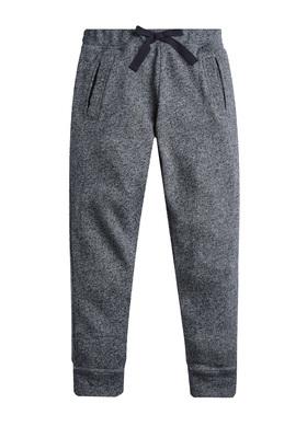 Grey Heather Knit Jogger