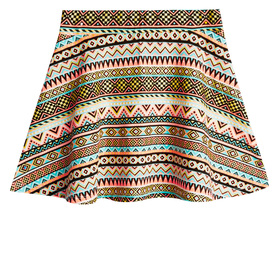 Tribal Circle Skirt