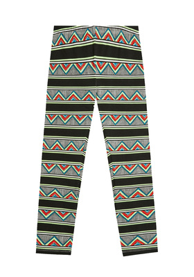 Fab Geo Stripe Legging