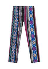 Fab Tribal Stripe Legging
