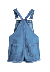 Denim Shortall