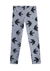 Fab Bird Print Legging