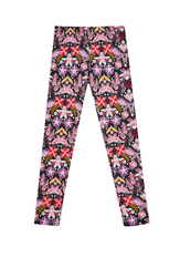 Fab Butterfly Floral Legging
