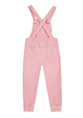Cozy Knit Overalls