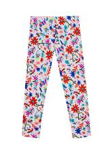 Fab Multi Floral Legging