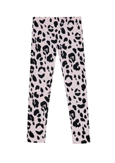 Fab Pink Leopard Legging