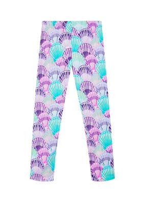 Fab Seashell Print Legging