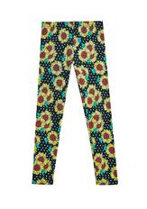 Fab Sunflower Print Legging