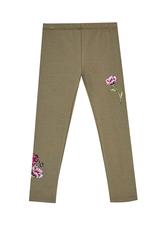 Fab Green Floral Legging
