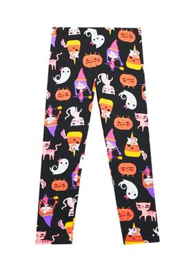 Fab Halloween Print Legging