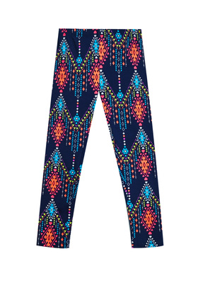 Fab Paint Print Legging