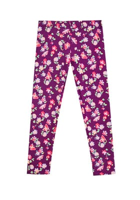 Fab Hello Paris Print Legging