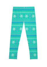 Fab Snowflake Fun Legging