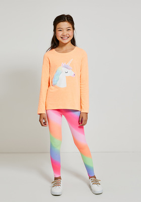 Fab Rainbow Legging