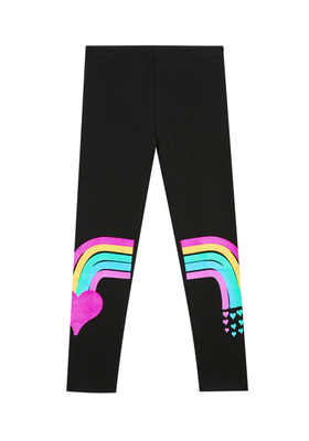 Fab Rainbow Knee Legging