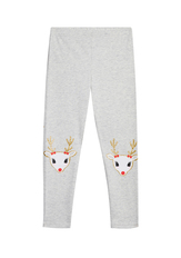 Fab Reindeer Knee Legging