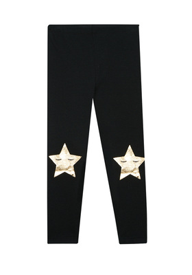 Fab Star Knee Print Legging