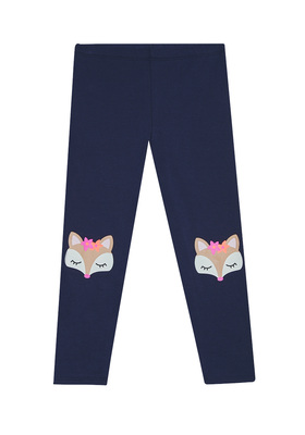 Fab Fox Knee Print Legging