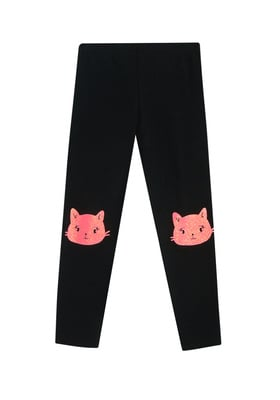 Fab Cat Knee Legging