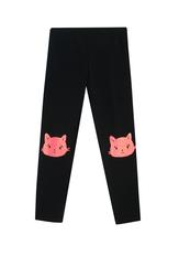 Fab Cat Knee Legging