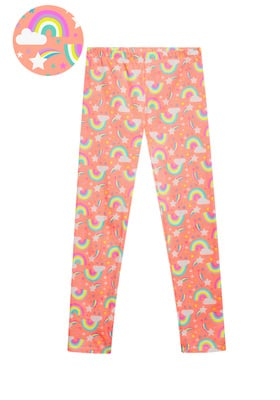 Fab Flower Power Legging