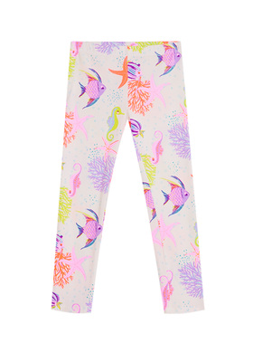 Fab Floral Butterfly Legging