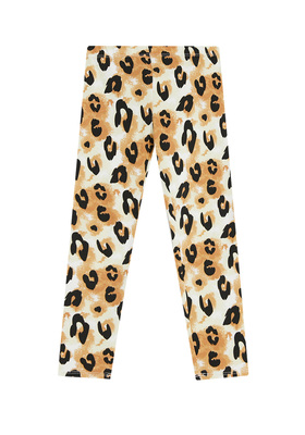 Fab Cat Dot Legging