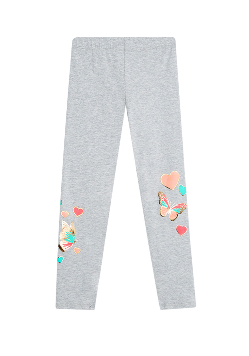 Fab Butterfly Heart Legging