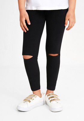 Fab Split Knee Legging