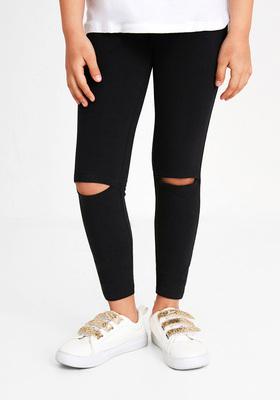 Fab Split Knee Legging