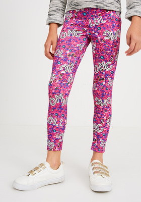 Fab OMG LOL Party Legging