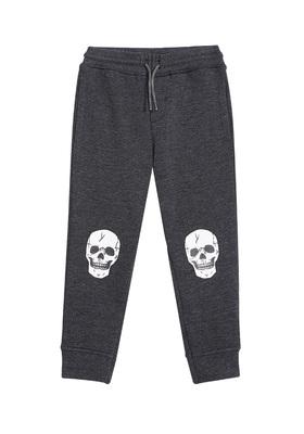 Skull Knee Jogger