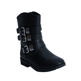 Lug Sole Moto Boot