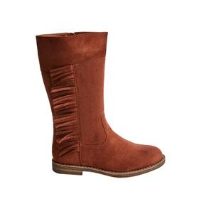 Tall Side Fringe Boot