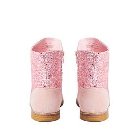 Glitter Side Bootie