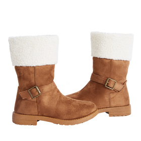 Sherpa Buckle Boot