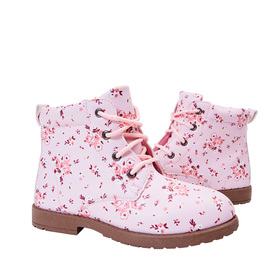 Photo of Ditsy Floral Lug Sole Boot