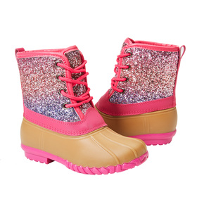 Photo of Ombre Lace Up Boot