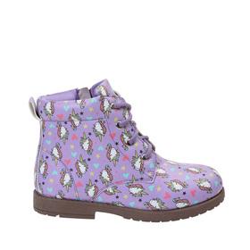 Photo of Unicorn Lace Up Boot